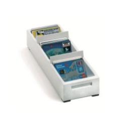 Kartenbehälter - KB 3 mit 2 Trennwänden