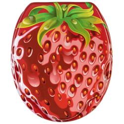 Sanilo WC-Sitz Strawberry