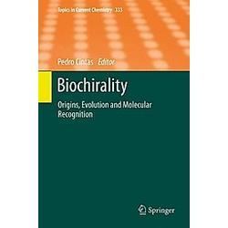 Biochirality - Buch
