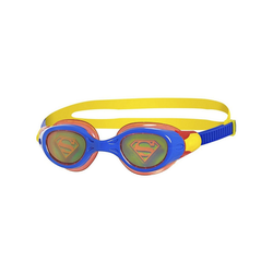 Zoggs Schwimmbrille Schwimmbrille Batman Hologram rot