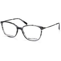 Marc O'Polo Damen Brille MP 503105 grau Glasbreite: 50mm