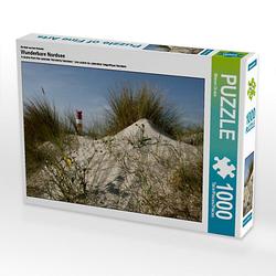 Wunderbare Nordsee Lege-Größe 64 x 48 cm Foto-Puzzle Bild von Werner Gruse Puzzle