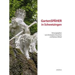 GartenSPÄHER in Schwetzingen als Buch von