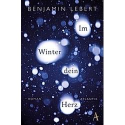 Im Winter dein Herz. Benjamin Lebert  - Buch