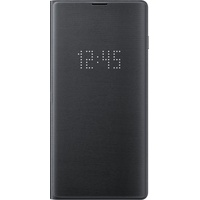 Samsung LED View Cover EF-NG973 für Galaxy S10 schwarz