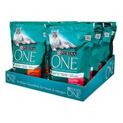 PURINA ONE Katzenfutter Bifensis 800 g, verschiedene Sorten, 8er Pack