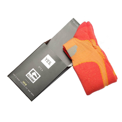 Socken GLOBE - Yes/Globe Park Rat Sock Orange (ORANGE) Größe: L/XL