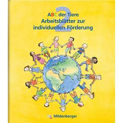 ABC der Tiere 2. Arbeitsblätter