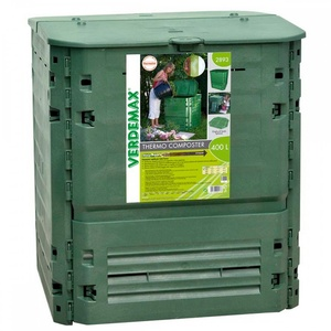 Verdemax 2894 600 Liter 80x80x104 cm Thermo King Komposter
