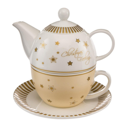 Goebel Teekanne Christmas Feeling - Tea for One, 0,35 l