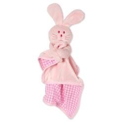 Karlie Welpenspielzeug Decke Kaninchen rosa