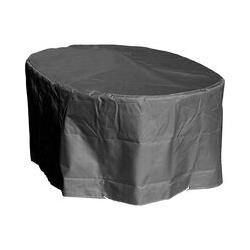 Housse de protection Table ovale de Jardin Haute qualité polyester L 250 x l 110 x h 70 cm Couleur