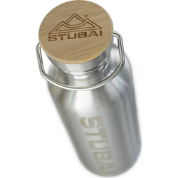Stubai Flask Edelstahl Trinkflasche 0,75L