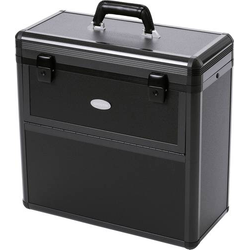 Dicota Notebook Trolley Tasche / DataBox XL Trolley HP OJ 200 Schwarz