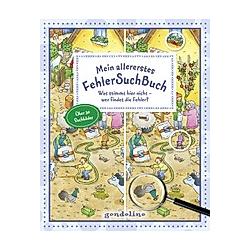 Mein allererstes FehlerSuchBuch - Buch
