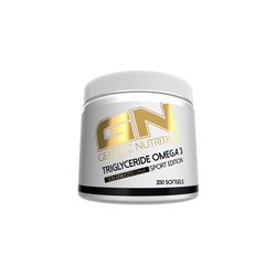 GN Triglyceride Omega 3 Sport Edition - 200 Softgels