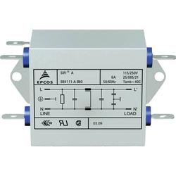TDK B84111AB60 Entstörfilter flammhemmend 250 V/AC 6A 1.8 mH (L x B x H) 45 x 76.5 x 28.6mm 1St.