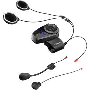 Sena 10S Bluetooth Headset Doppelset Schwarz Einheitsgröße