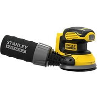 Stanley 18V AKKU-EXZENTERSCHLEIFER - Lieferung ohne Akku und Ladegerät)