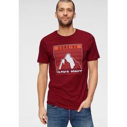 Jack & Jones T-Shirt Gibs Tee rot L (50)