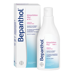 BEPANTHOL Körperlotion Plus 200 ml
