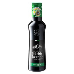 Steirerkraft - Premium - Steirisches Kürbiskernöl g.g.A. - 250 ml