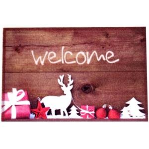 Christmas Fußmatte 39x58 cm versch. Motive Weihnachten Winter Dekoration
