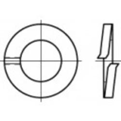 TOOLCRAFT 105616 Federringe Innen-Durchmesser: 33.5mm DIN 127 Federstahl 25St.
