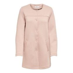 ONLY Übergangs Mantel Damen Pink Female M