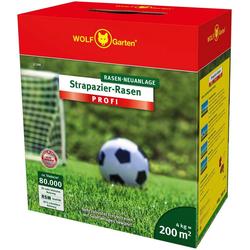 WOLF-Garten Rasensamen LJ 200 Strapazier-Rasen PROFI, 4,0 kg