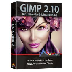 Gimp 2.10 - Die ultimative Bildbearbeitung
