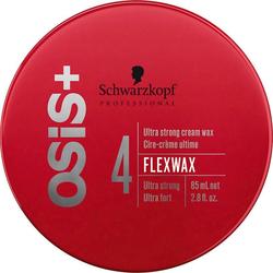 Schwarzkopf Professional Haarwachs OSiS+ Flexwax, extra starkes Cremewachs