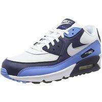 Nike Men's Air Max 90 Essential blue-white/ white, 43