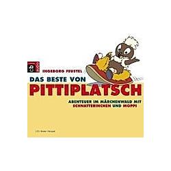 Das Beste von Pittiplatsch  Audio-CD - Hörbuch