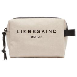 Liebeskind Berlin Kosmetiktasche Gray Cosmetic Pouch S weiß