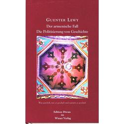 Der armenische Fall als Buch von Guenther Levy