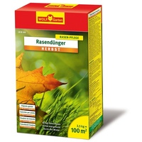 WOLF-Garten Rasen-Herbst-Dünger LK-MU 100 2,5 kg