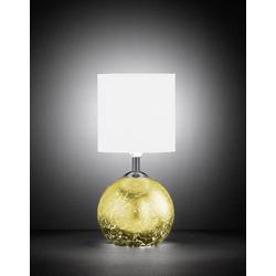 WOFI Carmen 8149.02.13.6012 Tischlampe LED G9, E14 50W