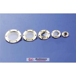 Krick Bullaugen Flansch 10 mm(10Stk) / 63060