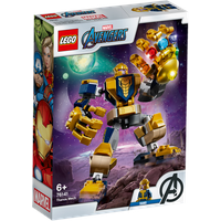 Lego Marvel Super Heroes Thanos Mech 76141