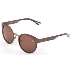 Sylvie Optics Sonnenbrille Selfmade braun
