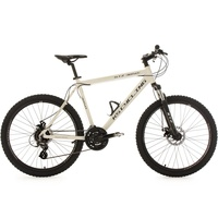 KS-CYCLING GTZ 26 Zoll RH 51 cm weiß