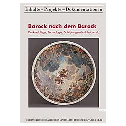 Barock nach dem Barock - Buch