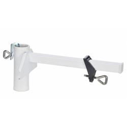 Sonnenschirmhalter Balkonklammer für Mauern und Geländer bis 24cm 61031