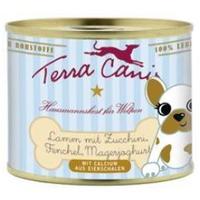 Terra Canis Welpe Lamm mit Zucchini, Fenchel und Magerjoghurt 6 x 400 g
