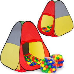 Kinderzelt Jasper mit 200 Bällen