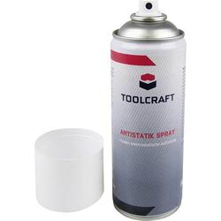 TOOLCRAFT C64512 Antistatikspray 400ml