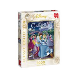 Jumbo Puzzle Disney Classic Collection Cinderella - 1000 Teile, Puzzleteile