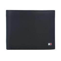Tommy Hilfiger Eton Geldbörse Leder 12,5 cm black