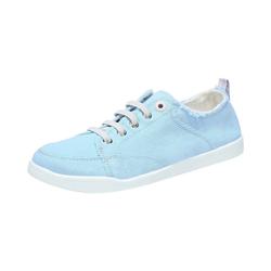 Vionic Pismo Cnvs Sneakers Low Sneaker blau 38